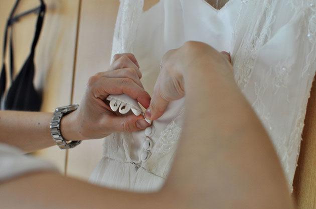 手作りウェディングドレス教室 清澄白河