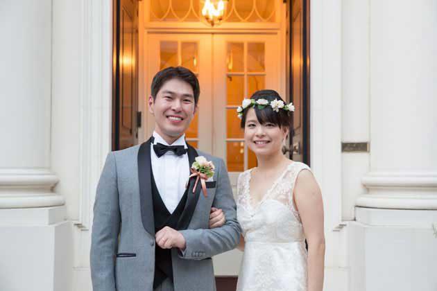 シンガポール 結婚式