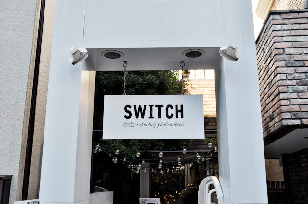 switch表参道 フォトスタジオ