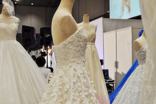 ウエコレコンセプトウェディングイベント ドレス