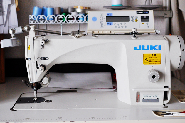 Juki Industrial Sewing Machine DDL40SS Review Vivat Veritas Cool How Much Is Industrial Sewing Machine