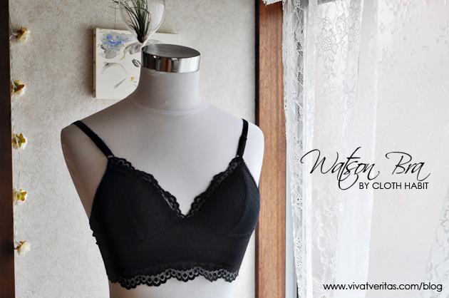e41e9e4d63ed7 Watson Bra Black by Cloth Habit (via vivatveritas.com)